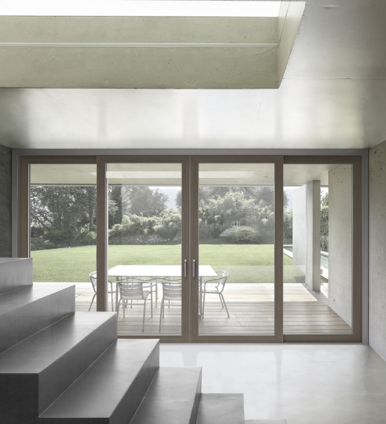 Finestre in pvc belle e high tech porte finestre - Erco finestre ...