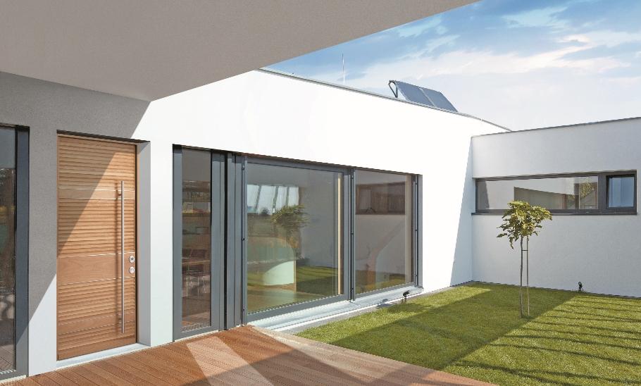 Benvenuti in giardino porte finestre - Chiavistelli per finestre ...