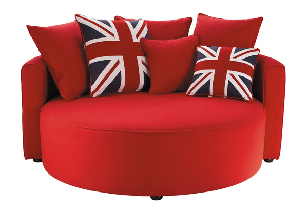 Union Jack - Porte & Finestre