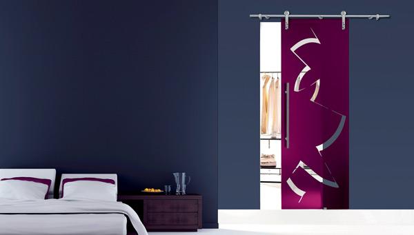 Color Prugna Per Pareti : Mistico e sensuale porte & finestre